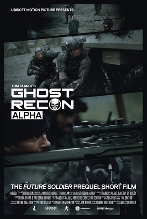 Ghost Recon: Alpha - Movie Poster (thumbnail)