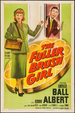 The Fuller Brush Girl - Movie Poster (thumbnail)