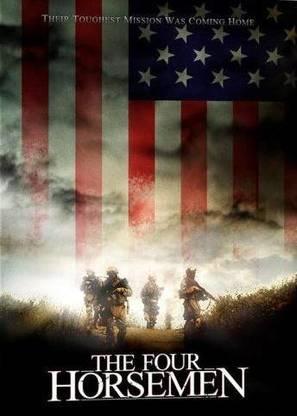 The Four Horsemen - Movie Poster (thumbnail)