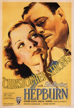 Christopher Strong - Movie Poster (thumbnail)