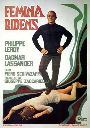 Femina ridens - Italian Movie Poster (thumbnail)