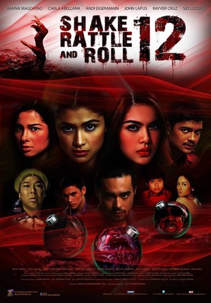 Shake Rattle & Roll 12 - Philippine Movie Poster (thumbnail)