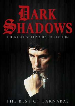 """Dark Shadows"" - DVD cover (thumbnail)"