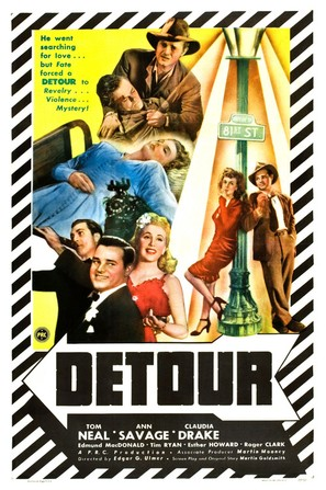 Detour - Movie Poster (thumbnail)