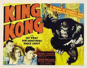 King Kong - Movie Poster (thumbnail)