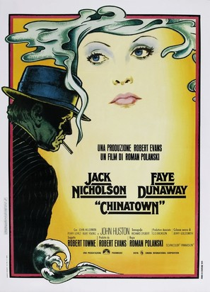 Chinatown - Italian Movie Poster (thumbnail)