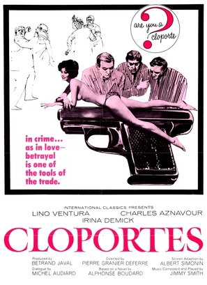 La métamorphose des cloportes - British Movie Poster (thumbnail)