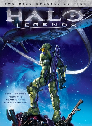 Halo Legends - Movie Cover (thumbnail)