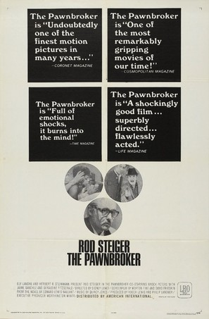 The Pawnbroker - Movie Poster (thumbnail)