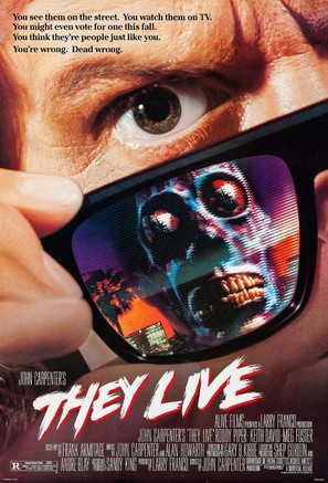 They Live - Movie Poster (thumbnail)