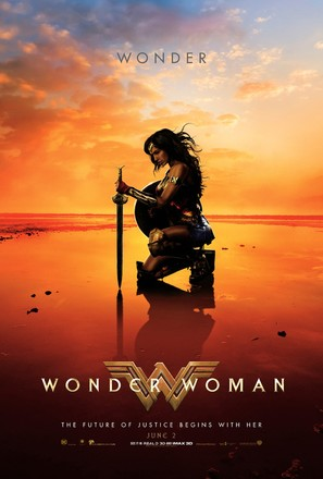 Wonder Woman - Movie Poster (thumbnail)