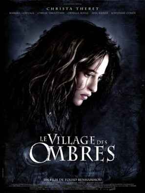 Le village des ombres - French Movie Poster (thumbnail)