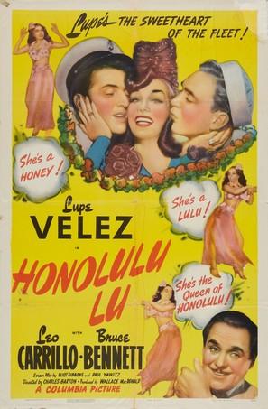 Honolulu Lu - Movie Poster (thumbnail)