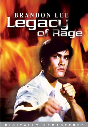Legacy Of Rage - DVD cover (thumbnail)