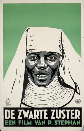 Die Schwarze Schwester - Dutch Movie Poster (thumbnail)