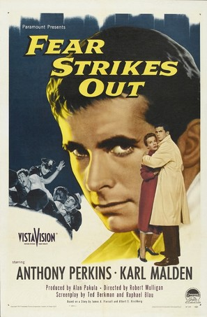 Fear Strikes Out - Movie Poster (thumbnail)