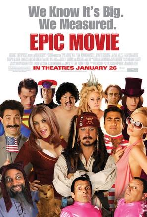 Epic Movie - Movie Poster (thumbnail)