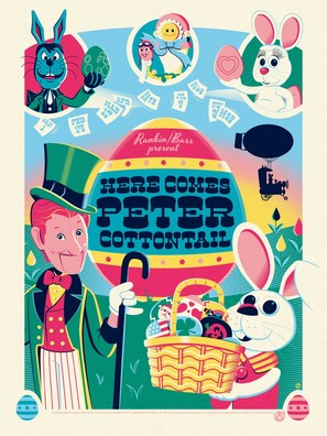 Here Comes Peter Cottontail - Movie Poster (thumbnail)