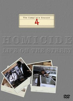 """""""Homicide: Life on the Street"""" - DVD movie cover (thumbnail)"""
