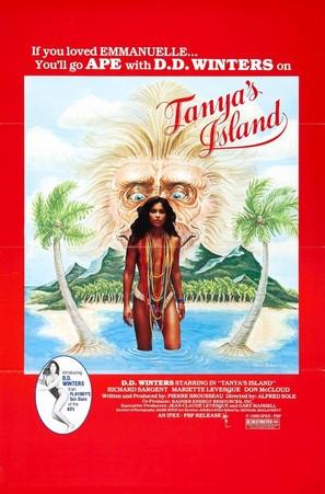 Tanya's Island - Movie Poster (thumbnail)