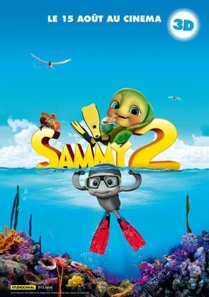 Sammy's avonturen 2 - French Movie Poster (thumbnail)