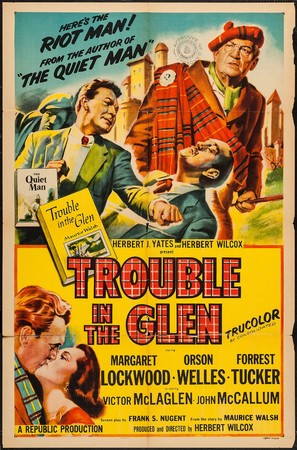 Trouble in the Glen - Movie Poster (thumbnail)