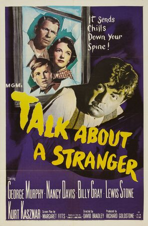 Talk About a Stranger - Movie Poster (thumbnail)