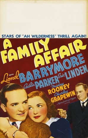 A Family Affair - Movie Poster (thumbnail)