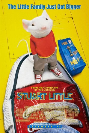 Stuart Little - Movie Poster (thumbnail)