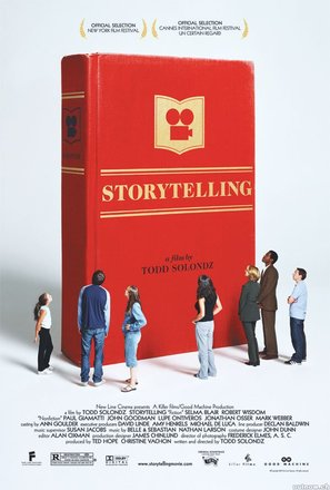 Storytelling - Movie Poster (thumbnail)