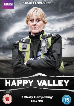 """Happy Valley"" - British DVD cover (thumbnail)"