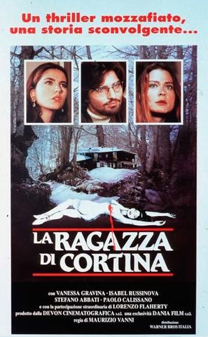 La ragazza di Cortina - Italian Movie Poster (thumbnail)