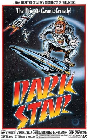 Dark Star 1974 Movie Posters