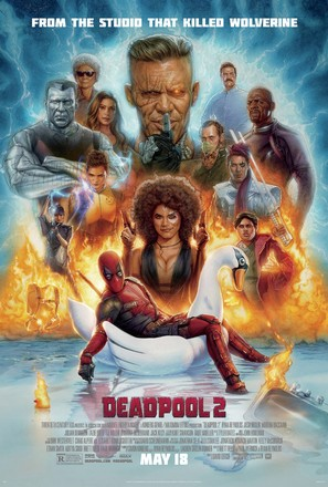 Deadpool 2 - Movie Poster (thumbnail)