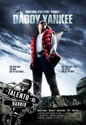 Talento de barrio - Movie Poster (thumbnail)