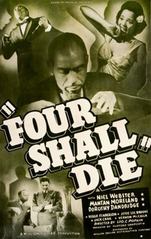 Four Shall Die - Movie Poster (thumbnail)