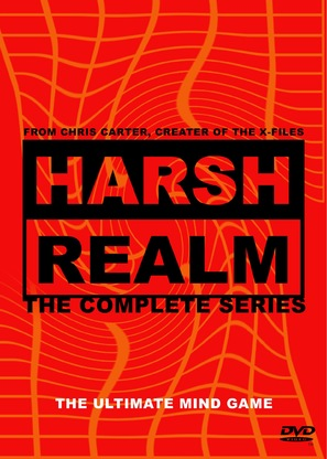 """Harsh Realm"" - DVD movie cover (thumbnail)"