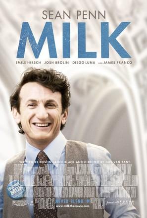 Milk - Movie Poster (thumbnail)