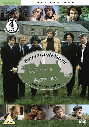 """Emmerdale Farm"" - British DVD movie cover (thumbnail)"