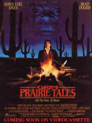Grim Prairie Tales: Hit the Trail... to Terror