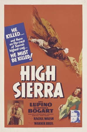 High Sierra - Movie Poster (thumbnail)