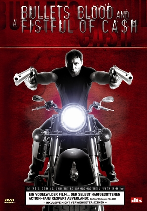 Bullets, Blood & a Fistful of Ca$h - DVD cover (thumbnail)