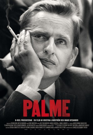 Palme - Swedish Movie Poster (thumbnail)