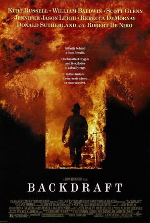 Backdraft - Movie Poster (thumbnail)