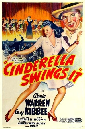 Cinderella Swings It - Movie Poster (thumbnail)