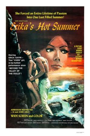 Erika's Hot Summer - Movie Poster (thumbnail)