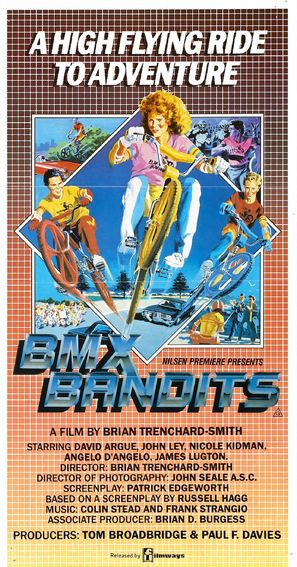 BMX Bandits - Australian Movie Poster (thumbnail)