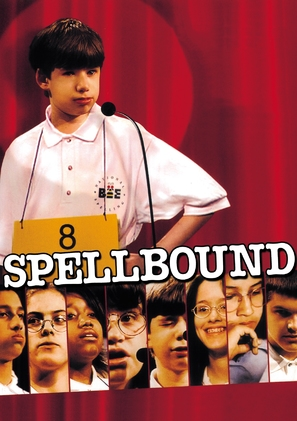 Spellbound - DVD cover (thumbnail)