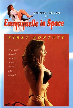 Emmanuelle: First Contact - DVD movie cover (thumbnail)