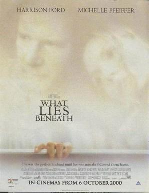 What Lies Beneath - Advance movie poster (thumbnail)